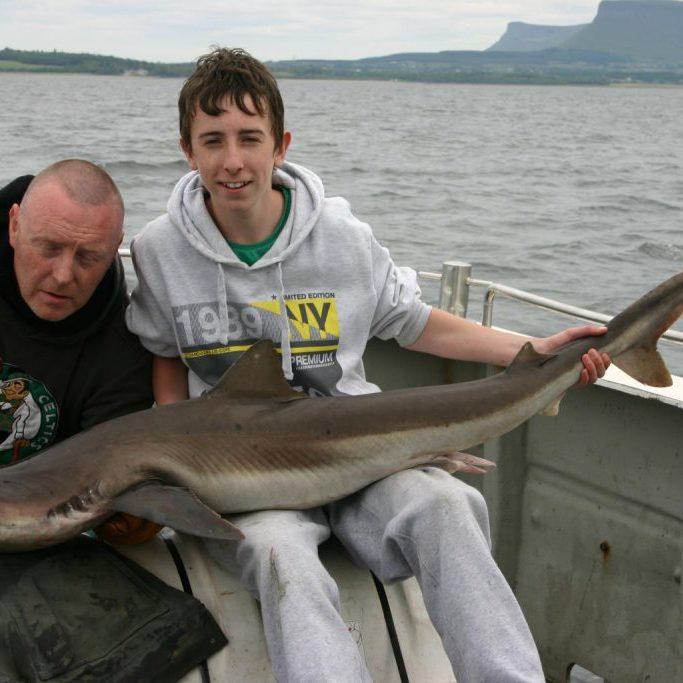 catch fish sligo