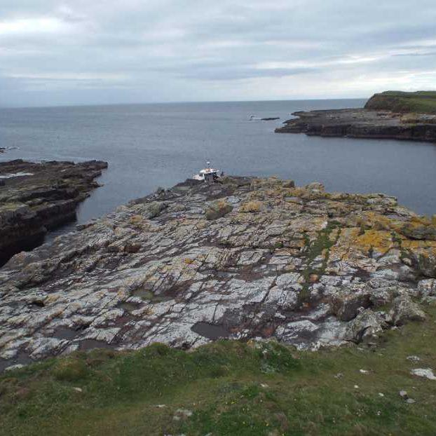 inishmurray cliff