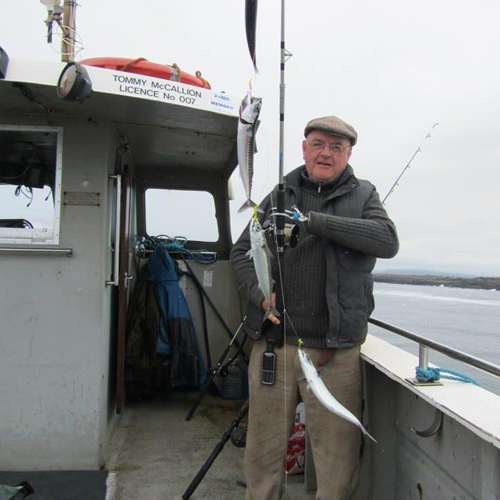 well caught fish